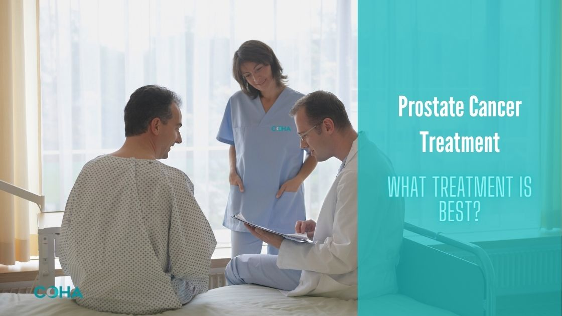 Prostate Cancer Treatment: What Treatment is Best?